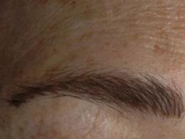 Permanent Eyebrow Makeup