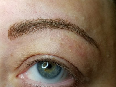 Microblading Eyebrows Dallas