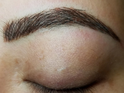 Microblading Brows Dallas