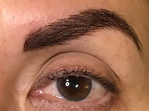 Feb 2019 Microblading Brows Texas Pictures