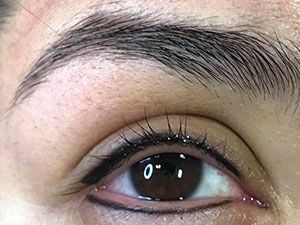 Feb 2019 Permanent Eyeliner Makeup Pictures
