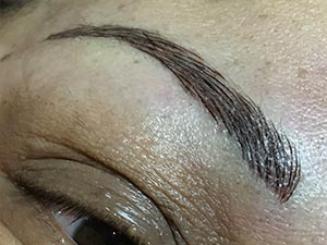 2019 Microblading Brows Allen Pictures