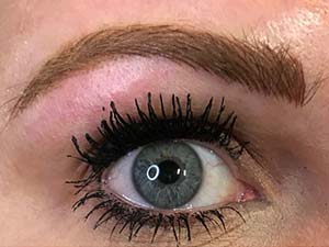 April 2019 Microblading Brows Texas Pictures