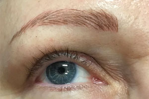 May 2019 Microblading Brows Texas Pictures