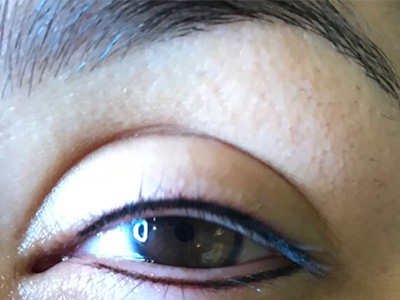 Allen Permanent Eyeliner Makeup