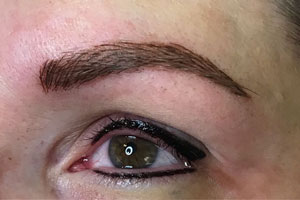 October 2019 Eyeliner Brows Texas Pictures